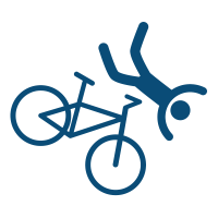 Consult a lawyer about a bike accident case. 717.656.5000