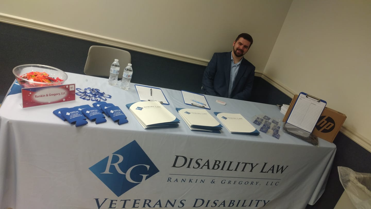 Lancaster-based Veterans Disability Benefits Lawyer, Gabe Griffith at PA personal Injury firm RG Injury Law