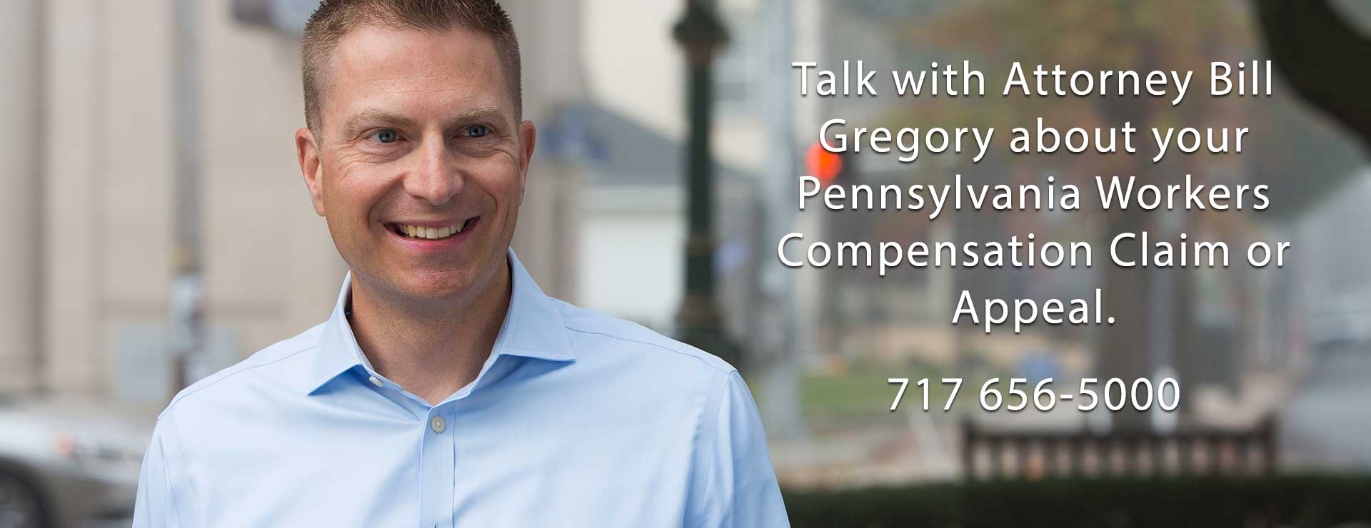 Attorney Bill Gregory Wins Workers Compensation Benefits