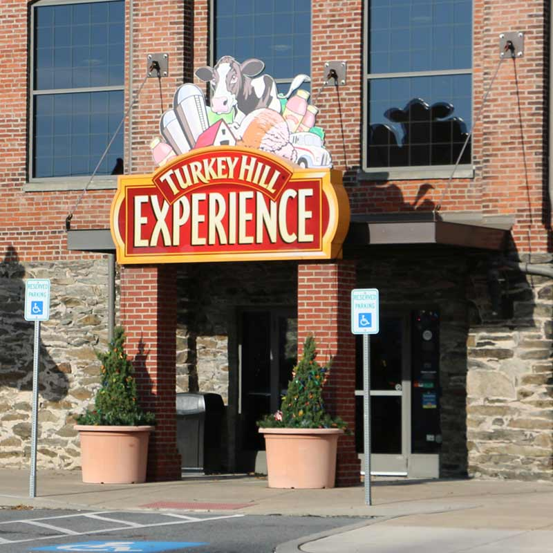 Turkey Hill Experience Columbia PA Business